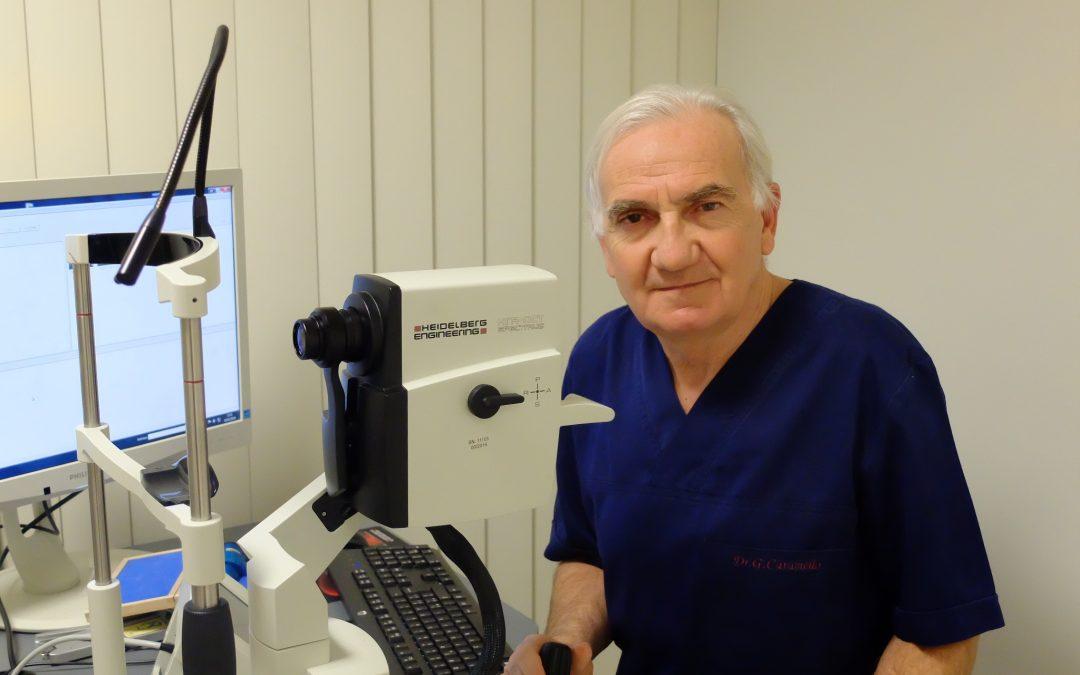 L'Angio OCT rivoluziona la diagnostica in oftalmologia