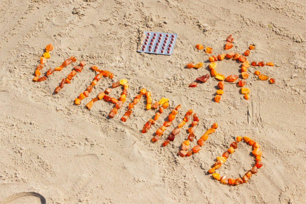 Foto di copertura per parlare della vitamina-D